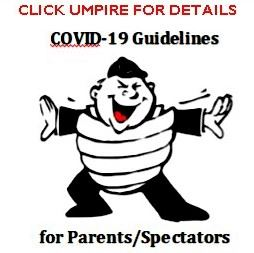 View the COVID-19 Guidelines for Parents/Spectators (PDF)